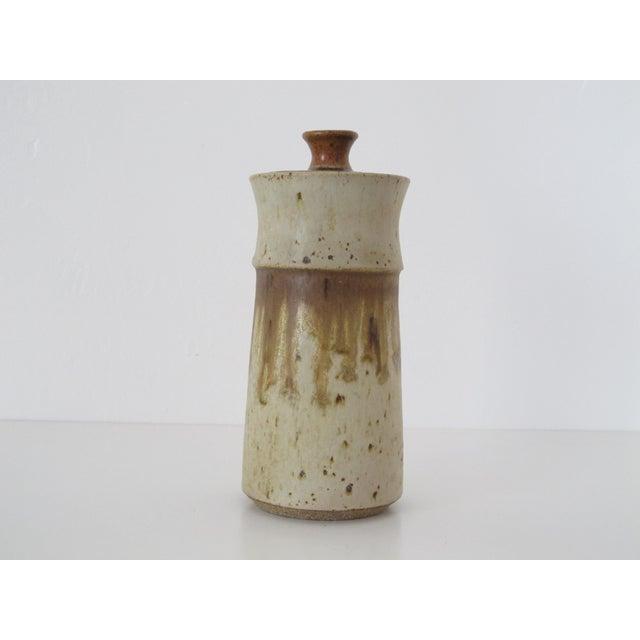 Ceramic Lidded Canister - Image 2 of 8