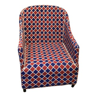 African Yoruba Beaded Chair
