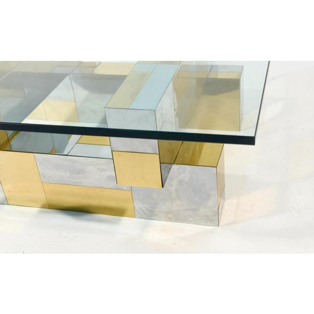 Paul Evans Cityscape Coffee Table - Image 3 of 4