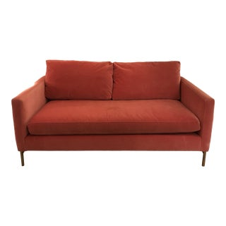 ABC Carpet Cobble Hill Soho Loveseat For Sale