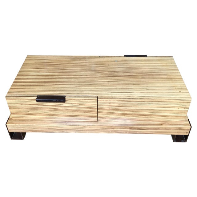 Antoine Proulx Coffee Table, 80 French Series - Image 1 of 9