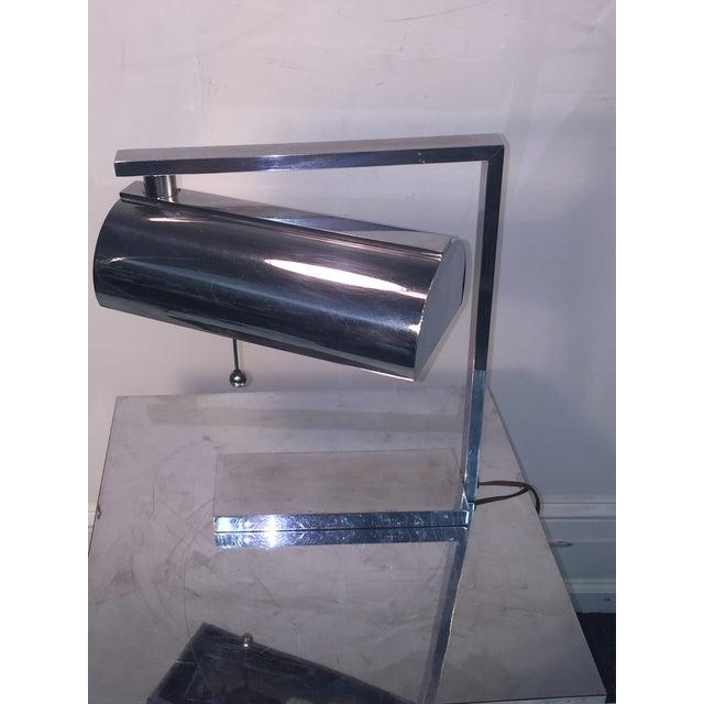 Superb Rare Modernist Art Deco Desk Lamp For Sale In Philadelphia - Image 6 of 10