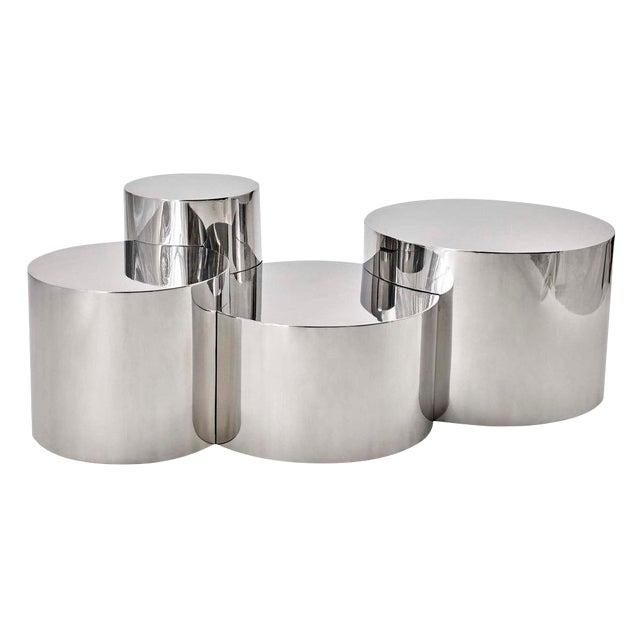 """Geometria: Cerchi #4"" Coffee Table For Sale"