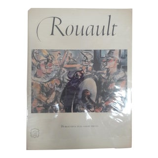 Georges Rouault Full Color Print Art Book For Sale