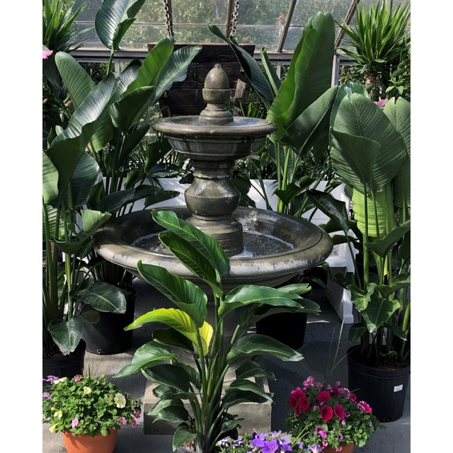 """Italian """"San Pietro"""" Tiered Fountain For Sale - Image 3 of 7"""