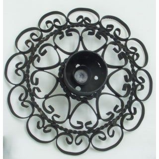 Iron Candle Holder Preview