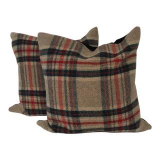 Vintage Stadium Blanket Pillows