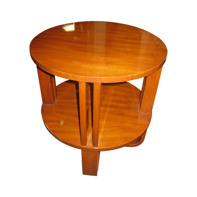Ralph Lauren Modern Hollywood Lamp Table - Image 1 of 6