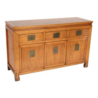 Chinese Hardwood Buffet For Sale