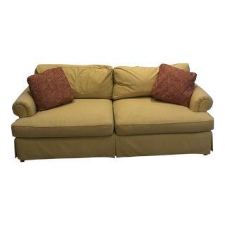 Baker Coterie English Arm Sofa For Sale