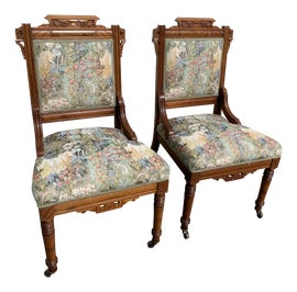 Image of The American School Accent Chairs