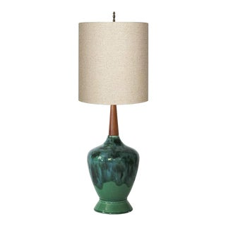 Drip Glaze Lamp For Sale