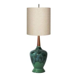 Drip Glaze Lamp