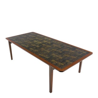 Danish Modern Table Designed by Ludvig Pontoppidan For Sale