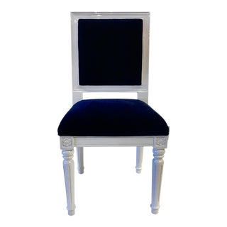 Worlds Away Scarsdale Side Chair For Sale