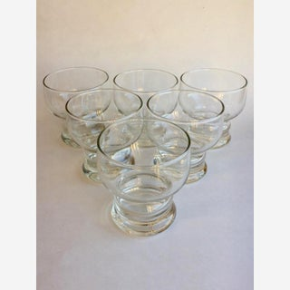 Vintage Roly Poly Cocktail Glass - Set of 6 Preview