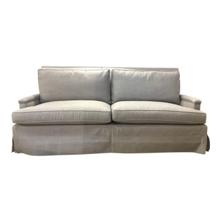 Pearson Transitional Pamela Gray Sofa For Sale