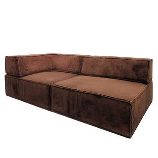 1970s Vintage Team Form AG for COR Cor Trio Sofa For Sale