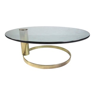 Pace Collection Coffee Table by Leon Rosen For Sale