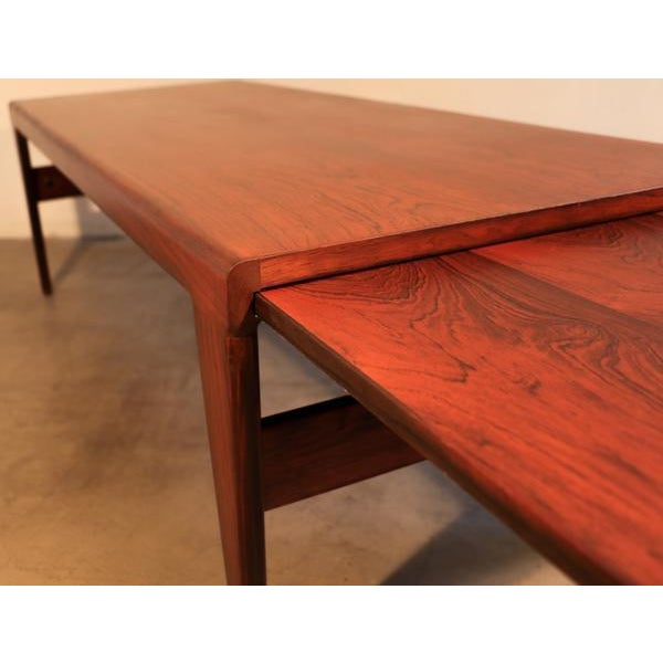Johannes Andersen for Uldum Møbelfabrik Danish Coffee Table For Sale - Image 5 of 8