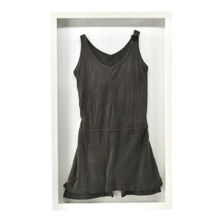 Wool Bathing Suit Framed For Sale