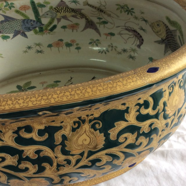 Chinoiserie Planter - Image 4 of 4