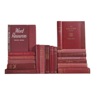 Midcentury Wine Bookshelf, S/20 For Sale