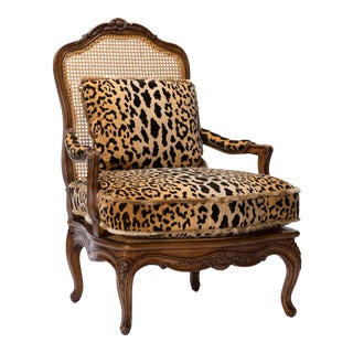 Hendrix & Allardyce Etienne Caned Armchair