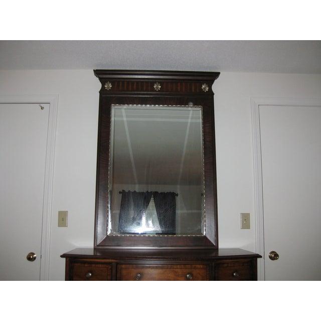 Ethan Allen Dresser with Mirror - Image 3 of 12