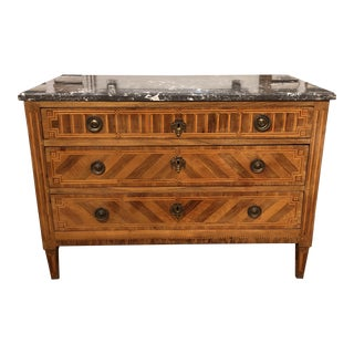 Early 19c Italian Commode