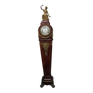 19th Century French Figural Paul Sormani Style Clock