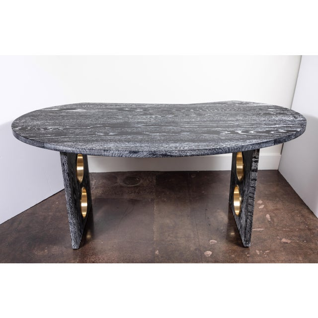 Disc Desk From on Madison For Sale - Image 4 of 10