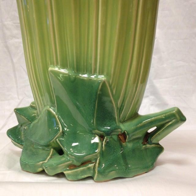 Vintage Mccoy Lilly Vase Chairish