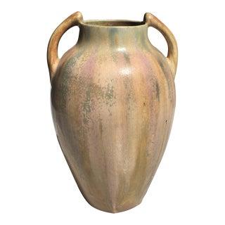 Art Deco Pottery Vase Charles Greber, circa 1930 For Sale