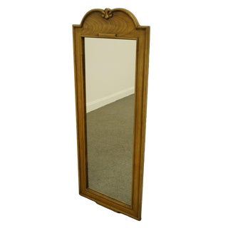 Thomasville Furniture Madeira Collection Italian Neoclassical Tuscan Style Dresser / Wall Mirror For Sale