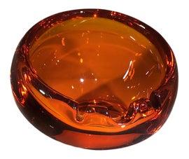 Image of Viking Glass Company Ashtrays