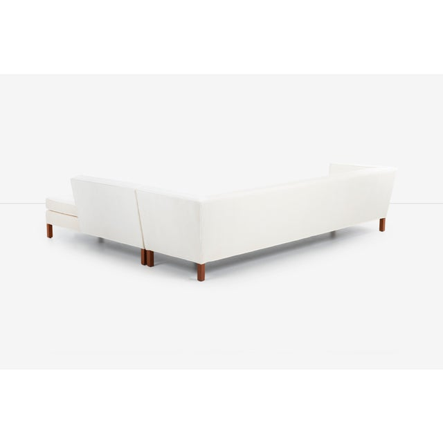 Edward Wormley for Dunbar Sectional Sofa For Sale In Chicago - Image 6 of 13