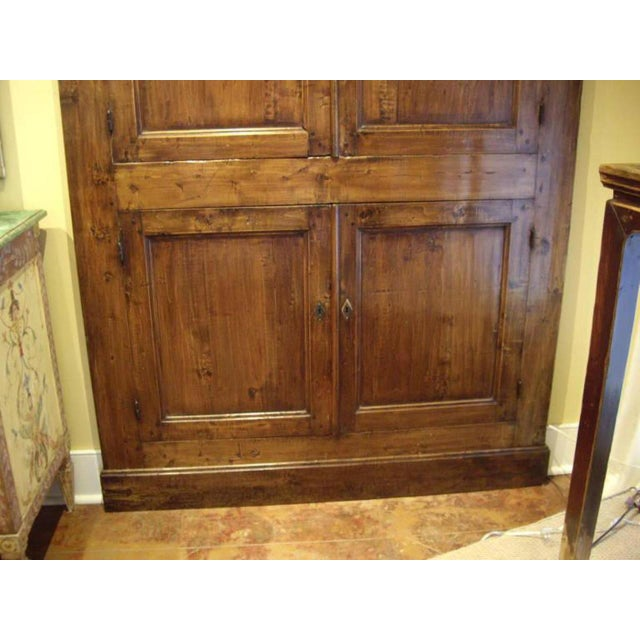 Early 19th Century 19th Century French Provincial Cabinet Front For Sale - Image 5 of 7