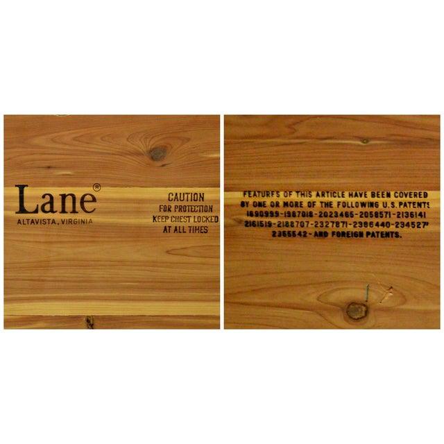 Vintage Cedar Chest by Lane Furniture - Image 10 of 10