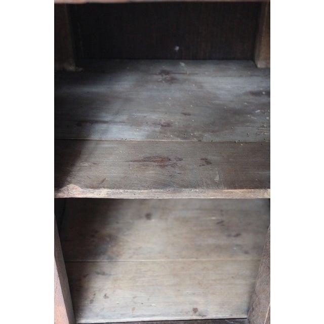 Oak Louis Phillipe 1840 Oak Commode For Sale - Image 7 of 8