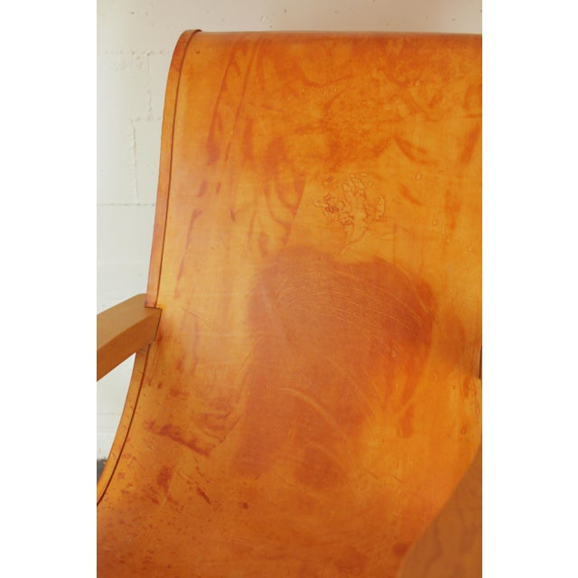 Clara Porset Butaque Chair For Sale - Image 9 of 13