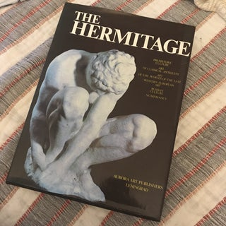 Vintage the Hermitage Museum & Art Oversized Coffee Table Book Preview