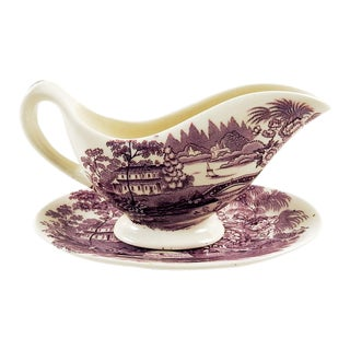 Royal Staffordshire Small Sauce Boat For Sale