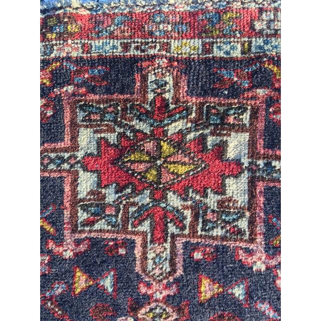 """Vintage Persian Karajeh Runner - 2'1 x 7'10"""" - Image 9 of 11"""