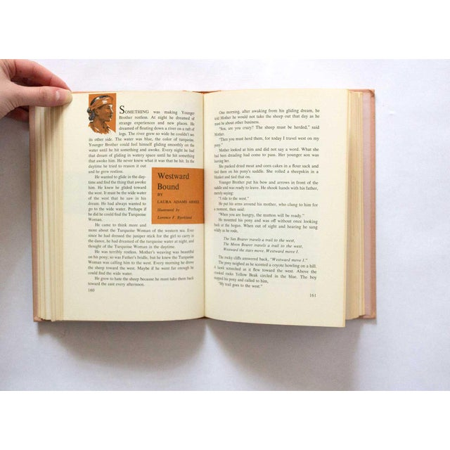 Paper 1958 Vintage Children's Fiction Book For Sale - Image 7 of 8