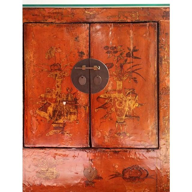 Chinese Storage Cabinet - Image 5 of 6