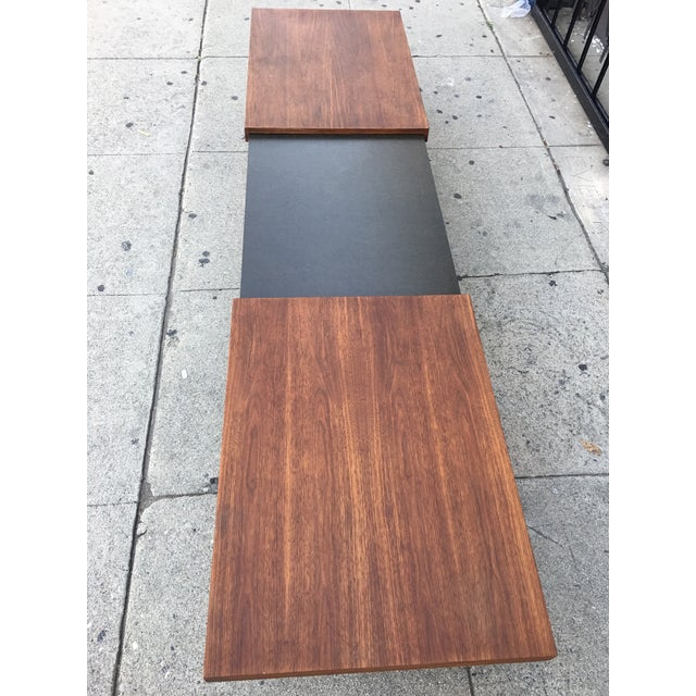 Brown and Saltman Expanding Coffee Table - Image 7 of 10