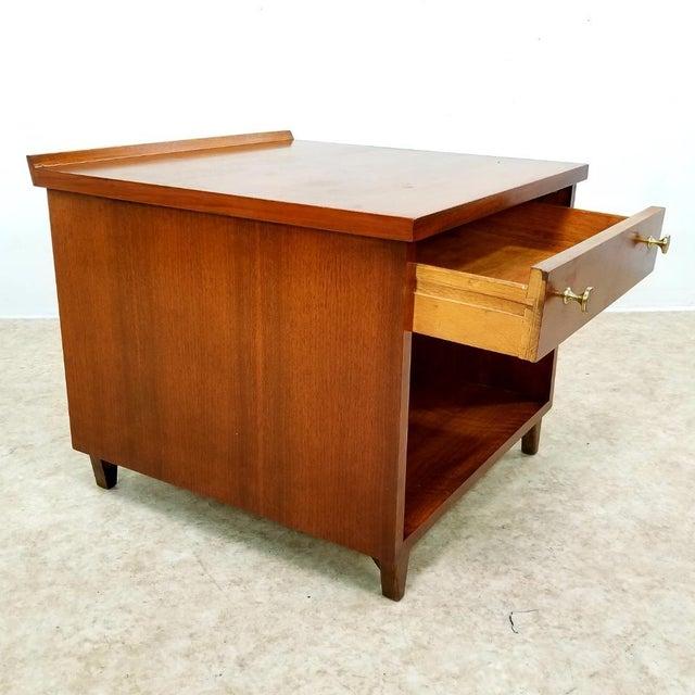 Metal 1960s Mid Century Lane Altavista Center Table For Sale - Image 7 of 13