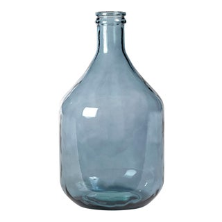 Vintage Glass Olive Jar