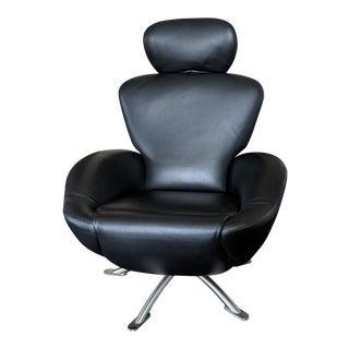 Modern Cassina K10 Dodo Lounge Chair For Sale